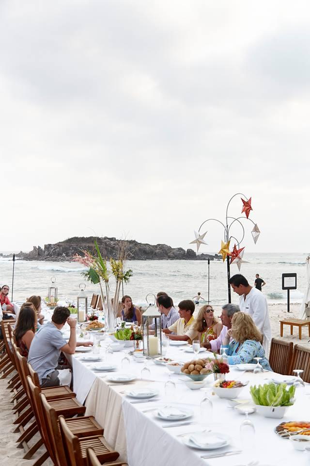 The St. Regis Punta Mita Resort - Pop Up Dinner under the Stars